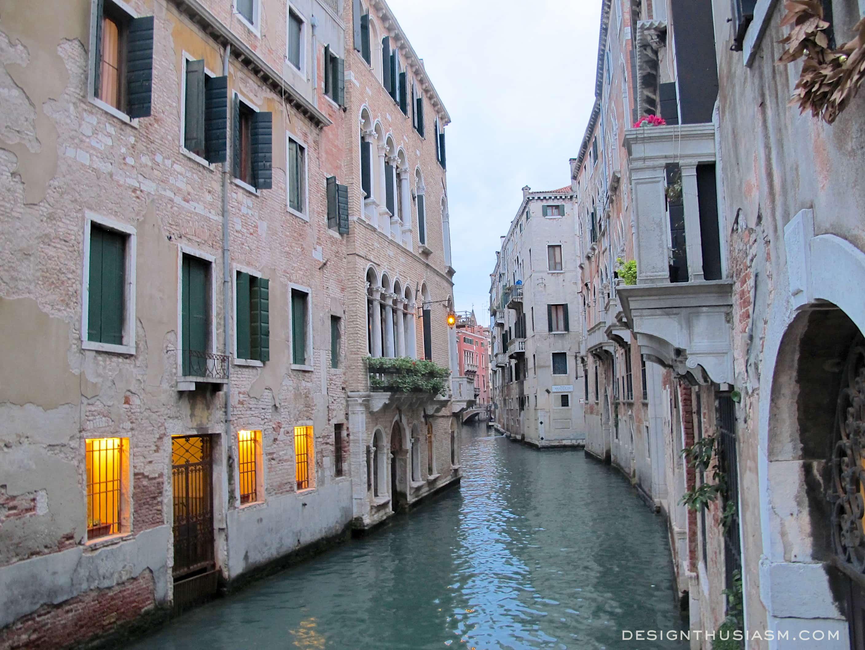 Venice Peach ~ An April Journey