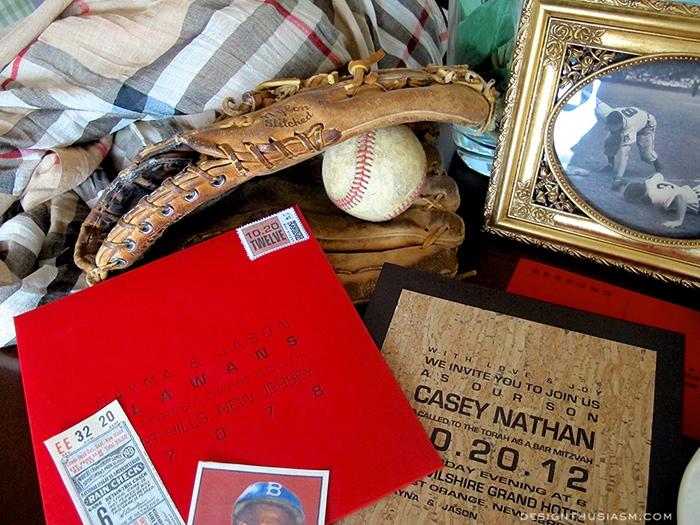Casey @ the Bat envelope & stamp