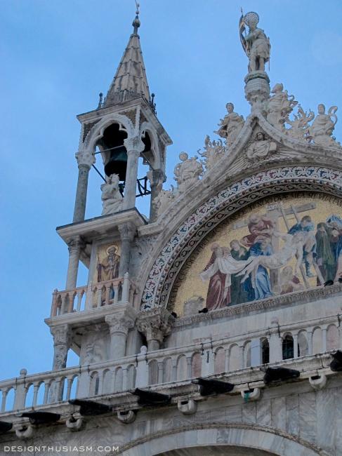 Venice San Marco Detail