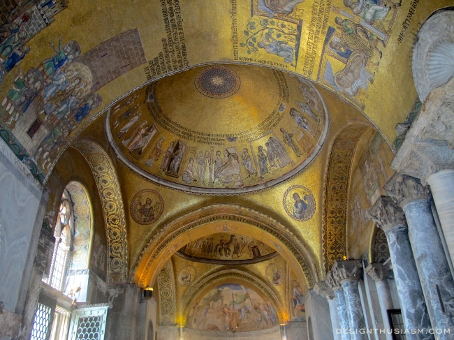 Venice San Marco Dome
