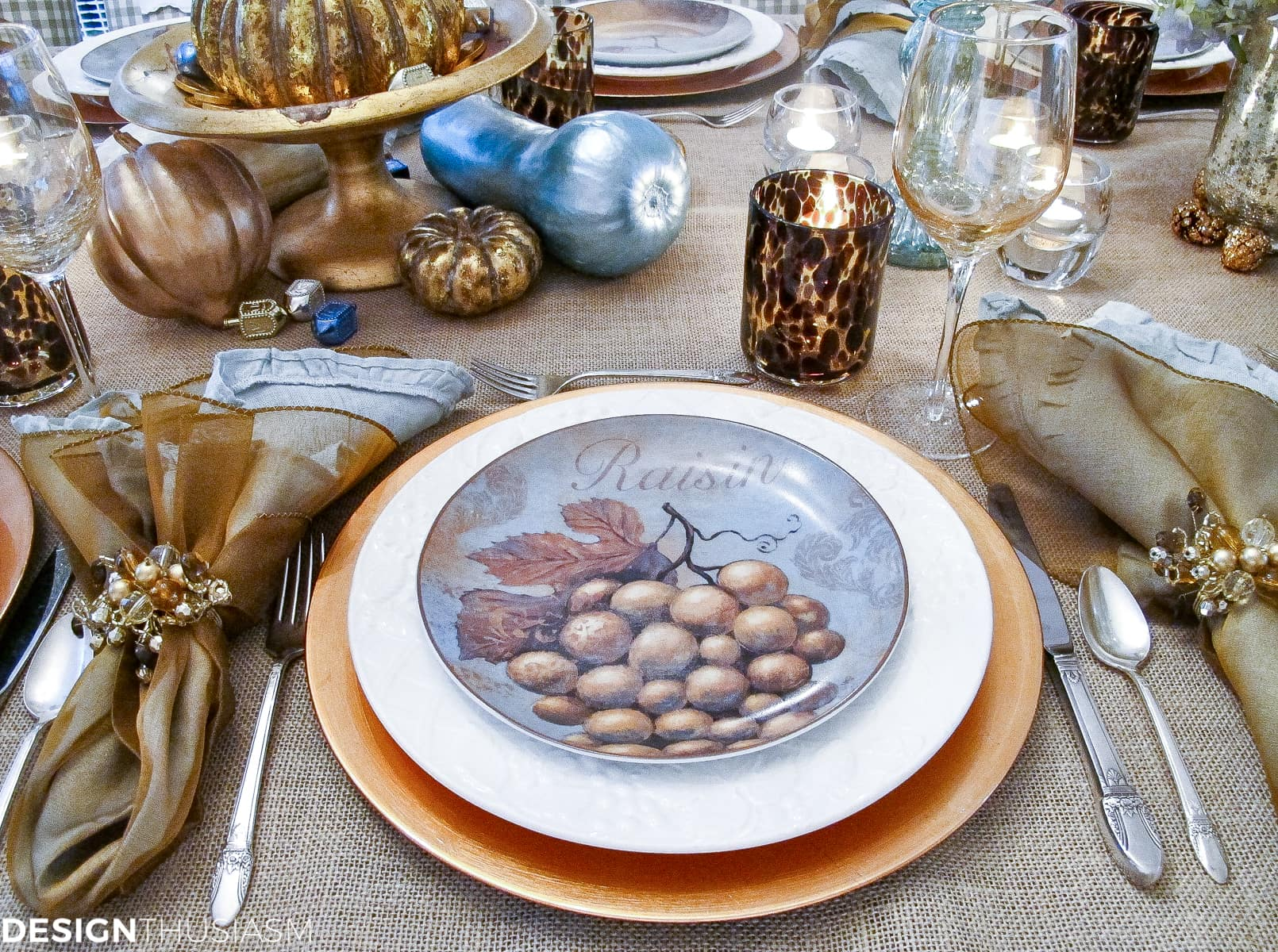 Gourd Crafts Elegant Inexpensive Thanksgiving Table Decorations Designthusiasm