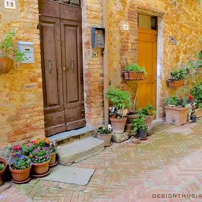 Potted Pienza
