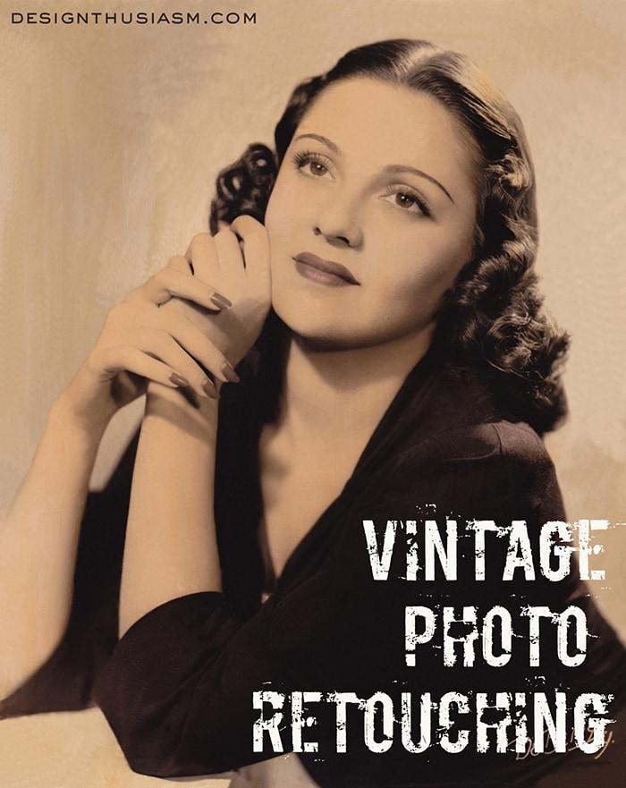 Vintage Photo Retouching