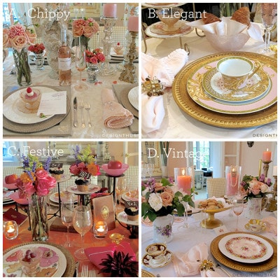 Chari~Table Settings