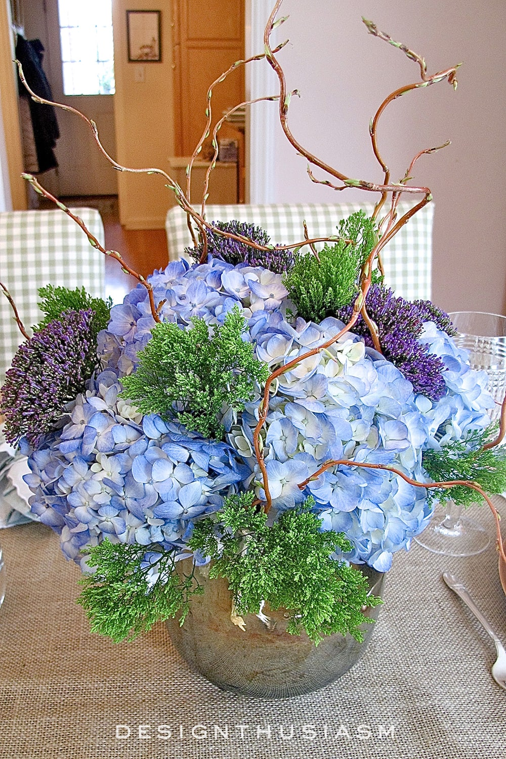 Table Setting In French French Table Setting Arrangement