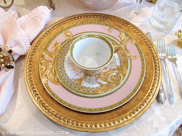 Elegant Byzantine Tea