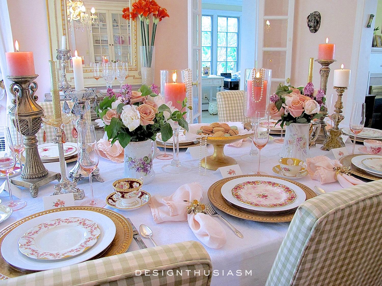 Dining Room   Family House Tour   Designthusiasm.com
