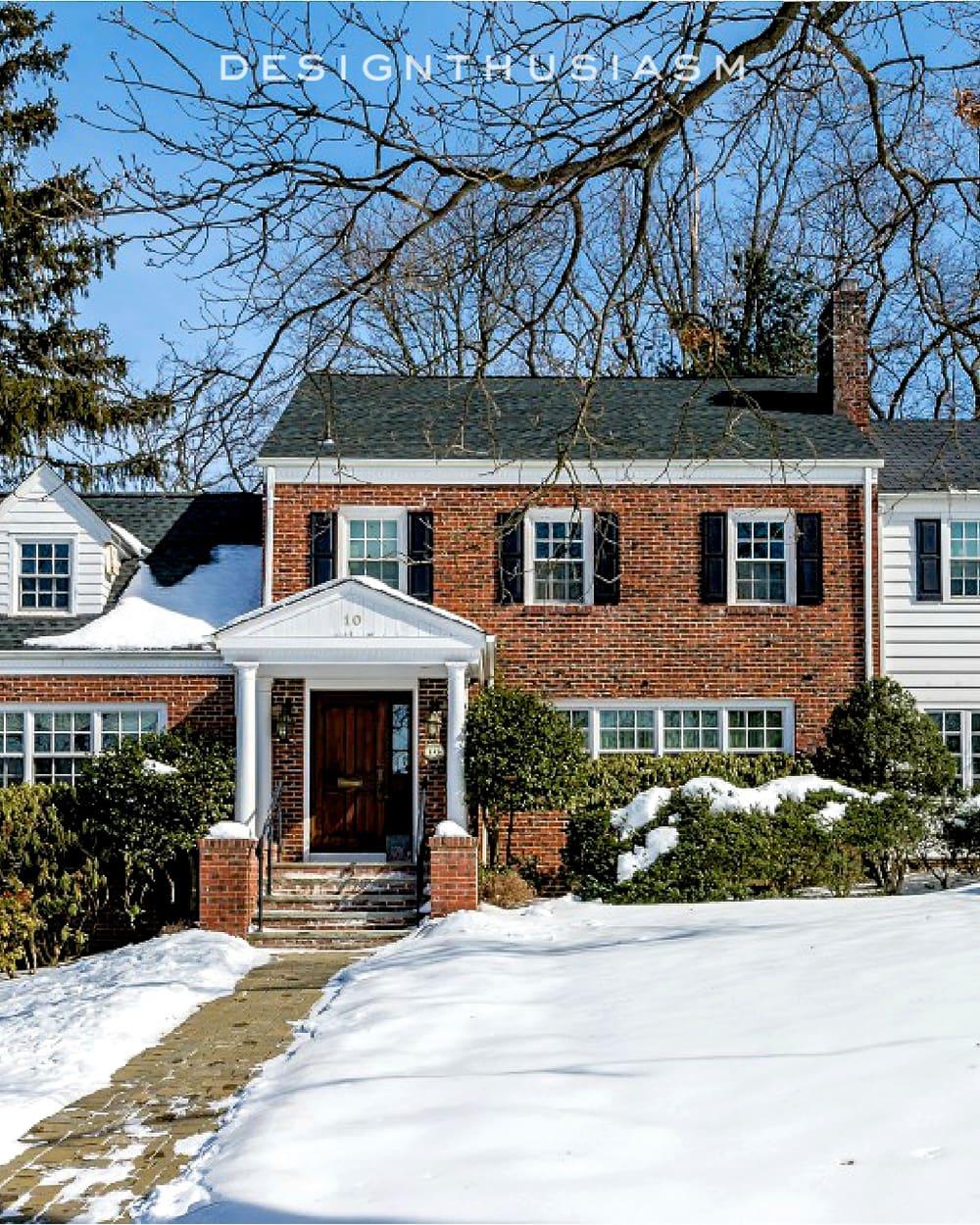 Entry   Family House Tour   Designthusiasm.com