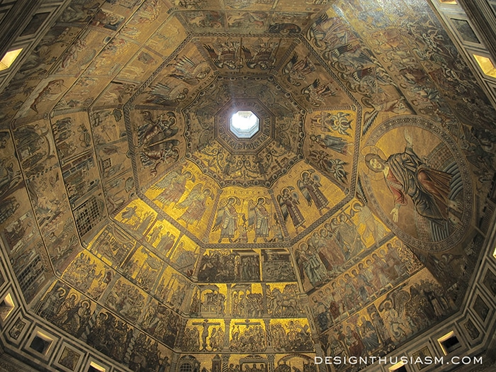 The Baptistry, Il Duomo - Florence, Italy