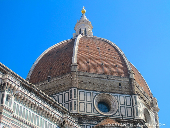 Brunelleschi's Cupola - Florence, Italy