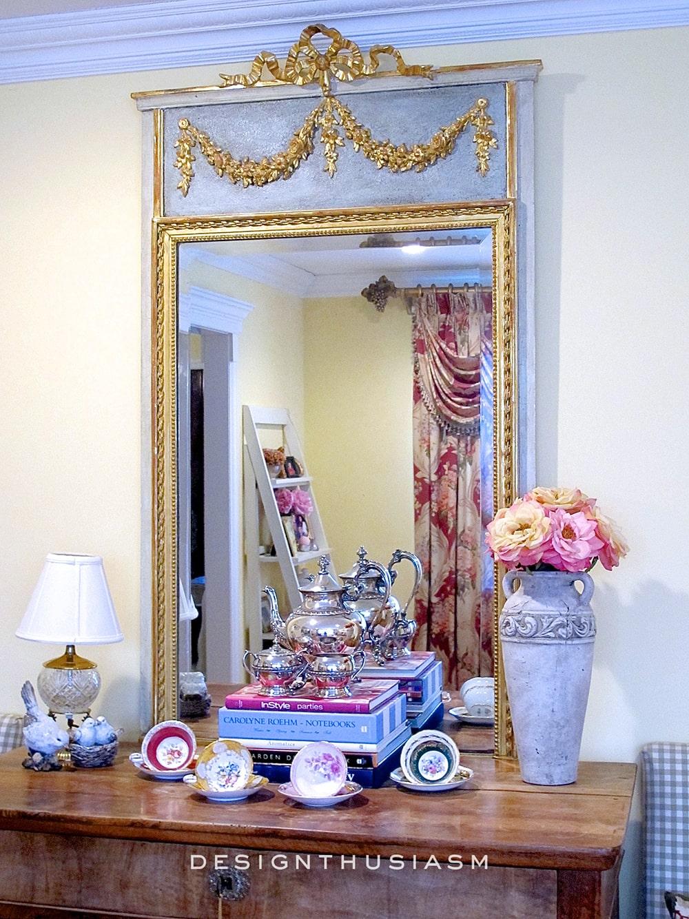 Living Room   Family House Tour   Designthusiasm.com