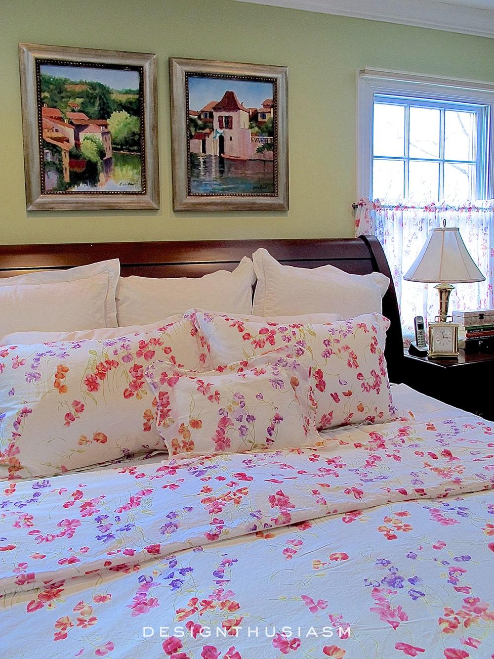 Master Bedroom   Family House Tour   Designthusiasm.com