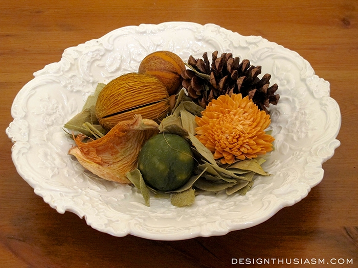 Autumn Warmth In Your Kitchen - Potpourri