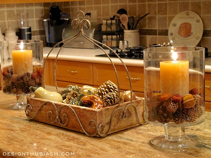 Ways to Add Autumn Warmth to Your Kitchen