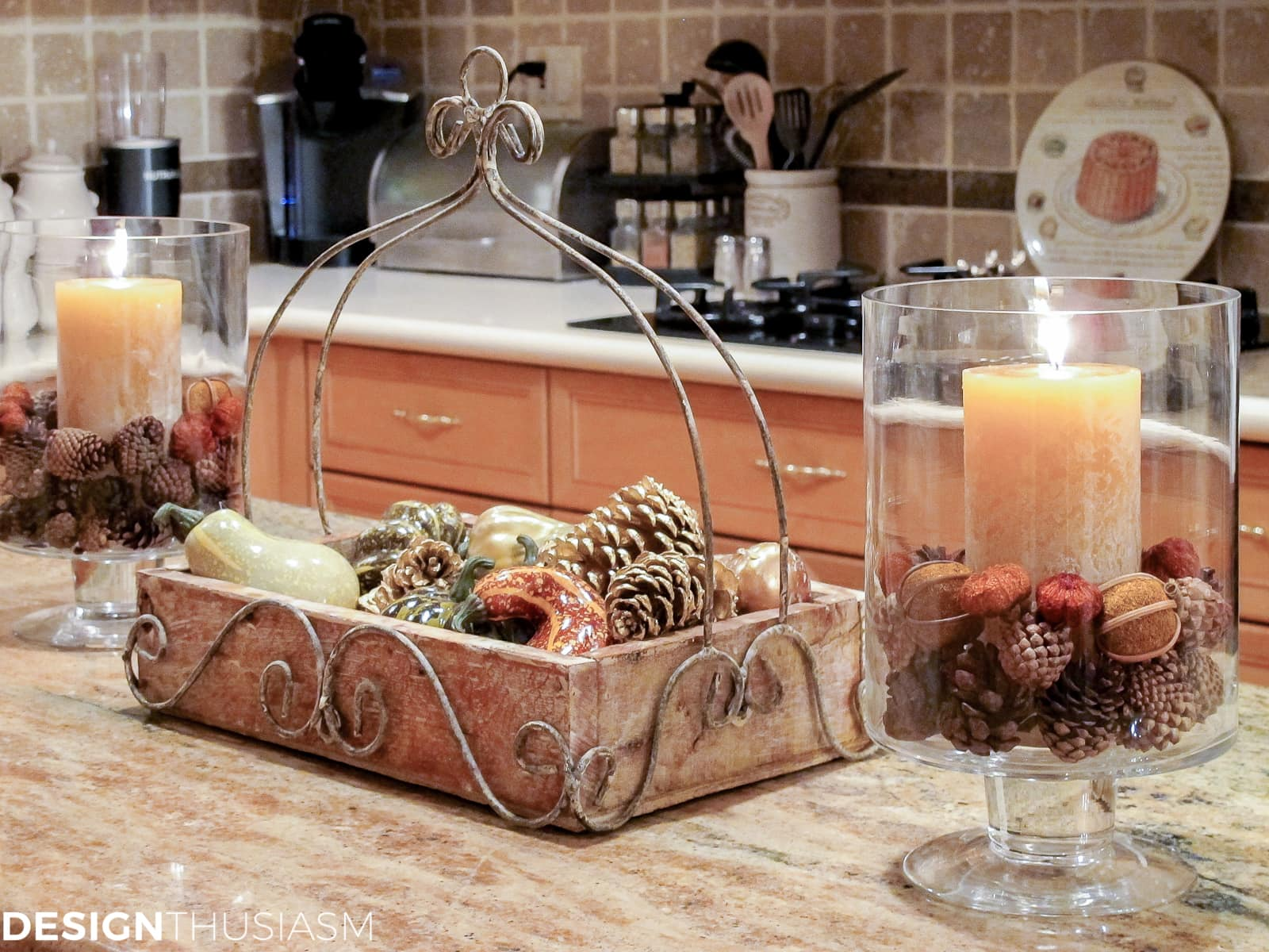Fall Room Decor: 6 Ways to Add Autumn Warmth to Your Kitchen