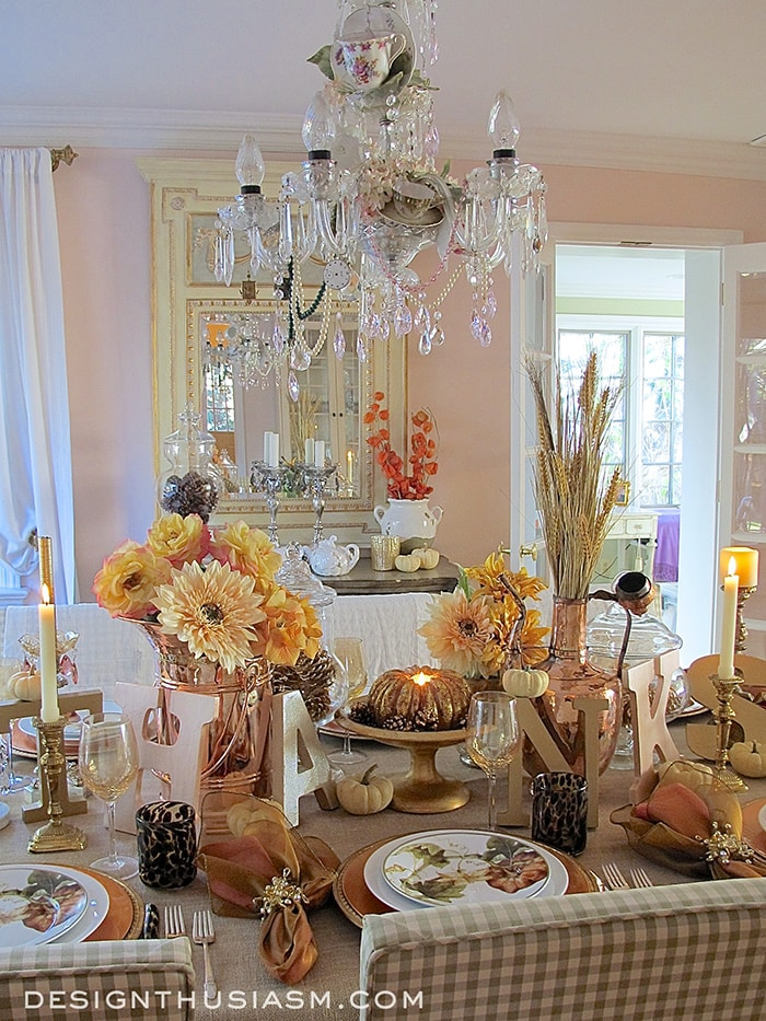A Sunlit Thanksgiving