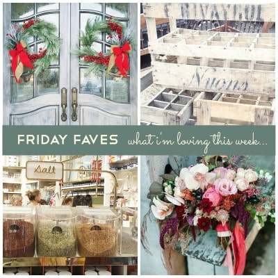 Friday Faves 2.0 – Holiday Delights