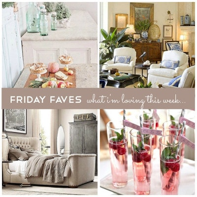 Friday Faves – Winter Love