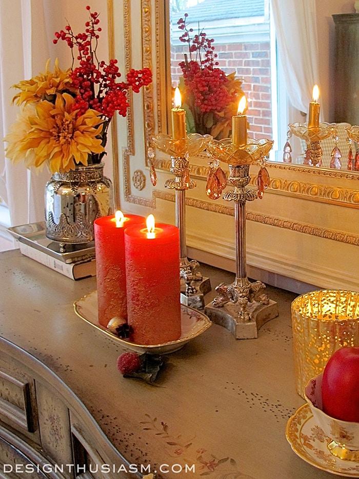 Tartan & Roses Christmas Dinner