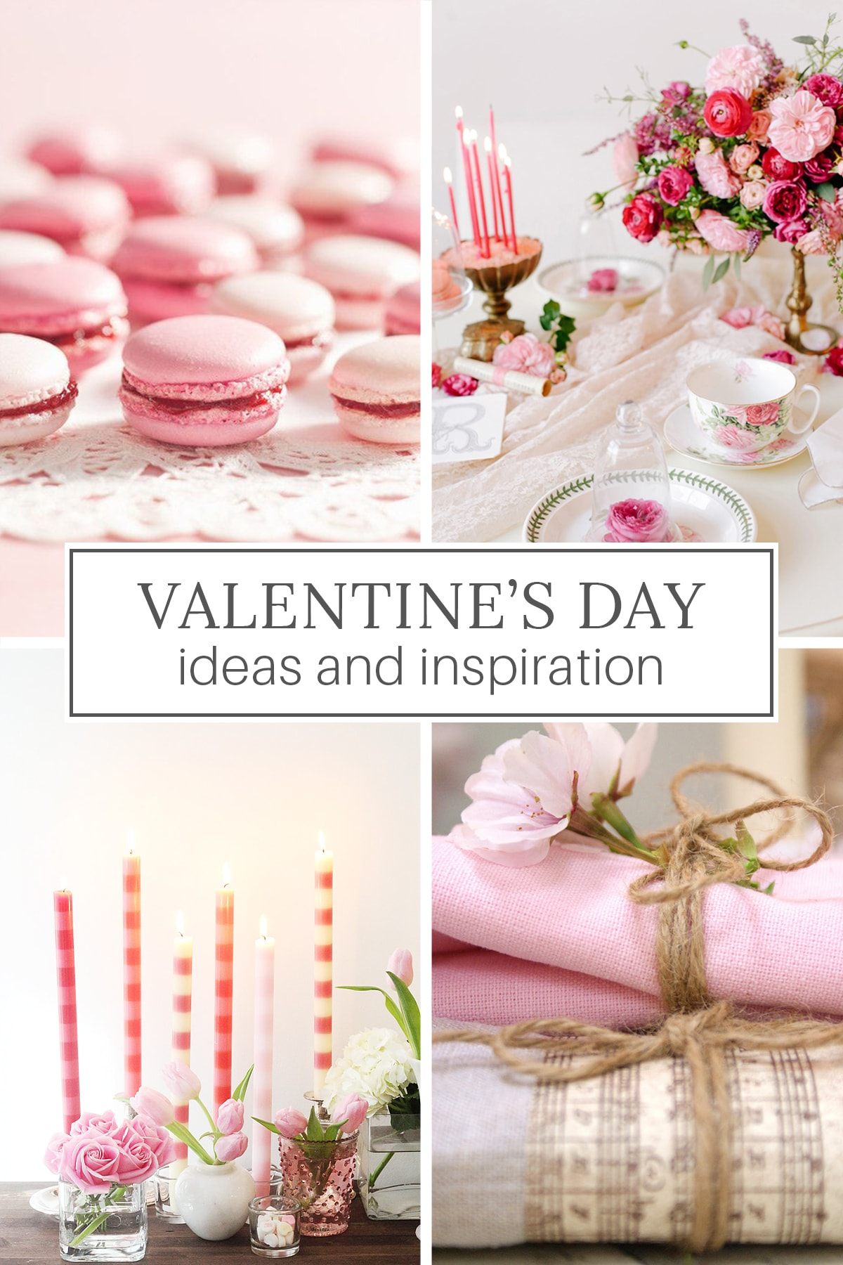 Valentines Day decor and ideas