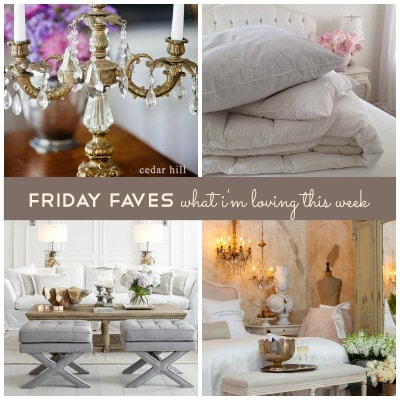Friday Faves – Bling Edition – Winter Romance