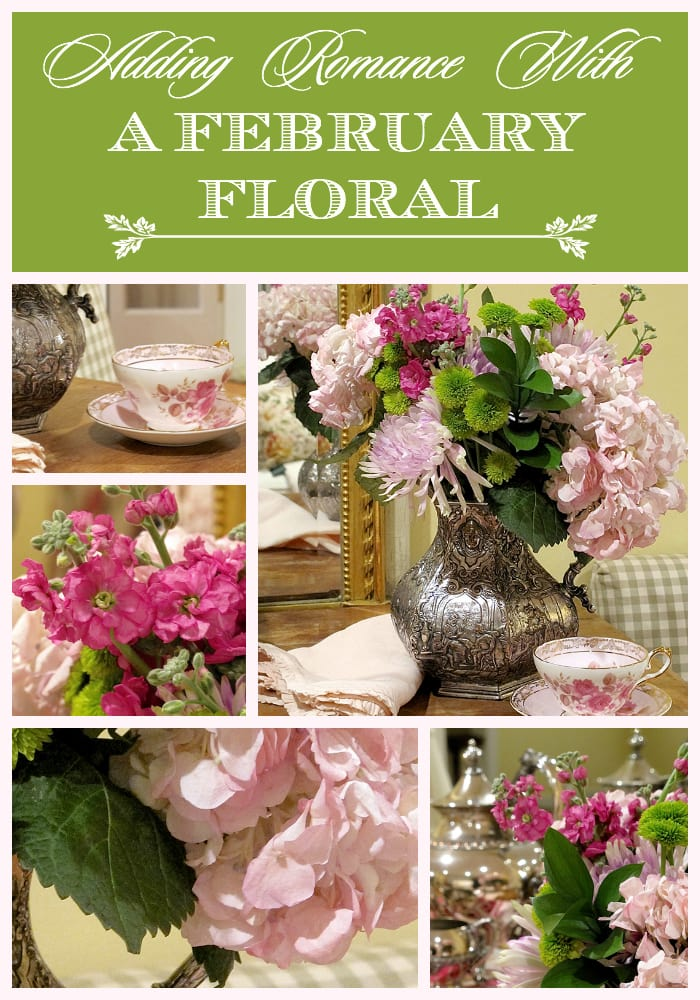 Romantic February Floral
