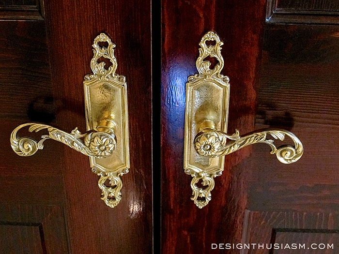 Personalizing Your Home with Hardware & Trim