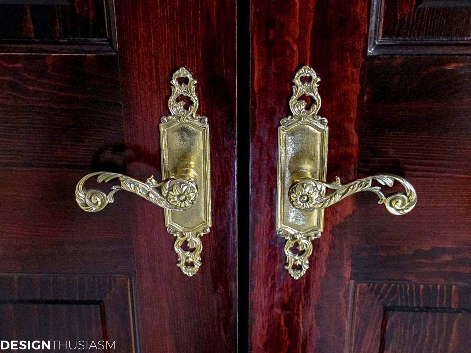 Door hardware and trim