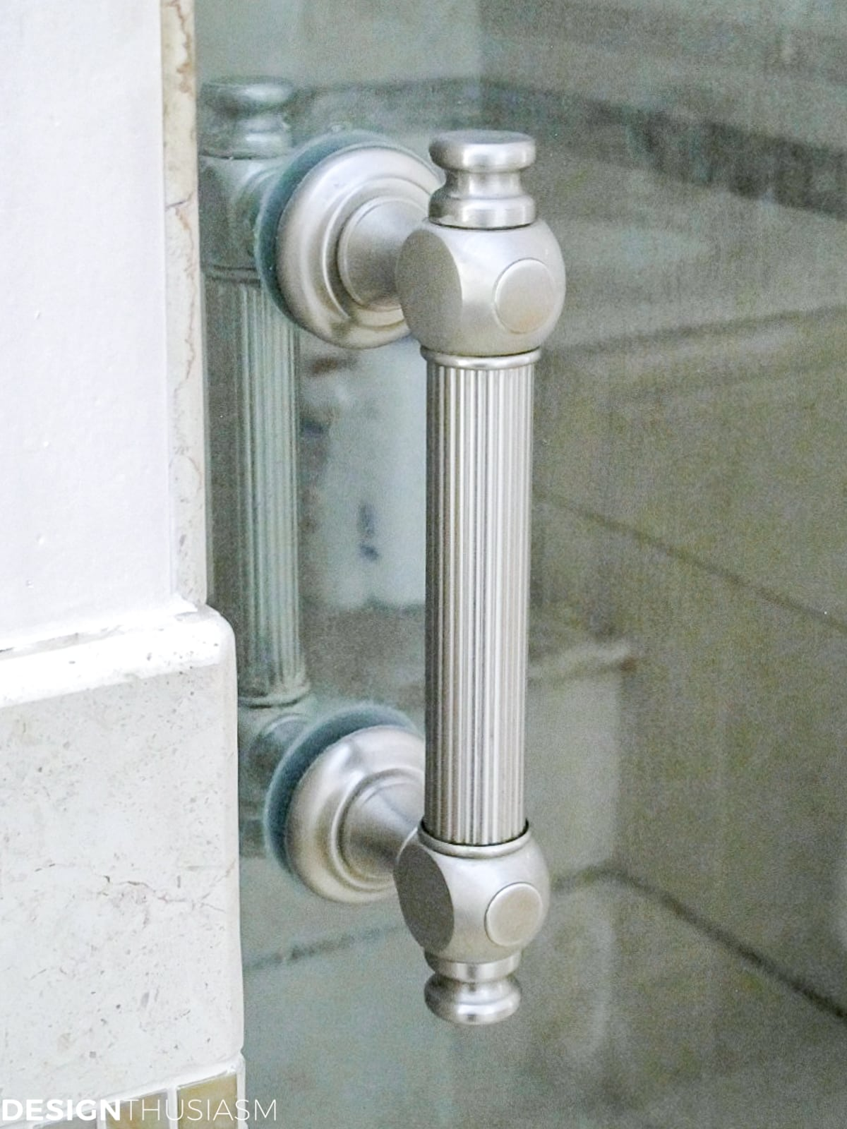 home hardware shower door handle