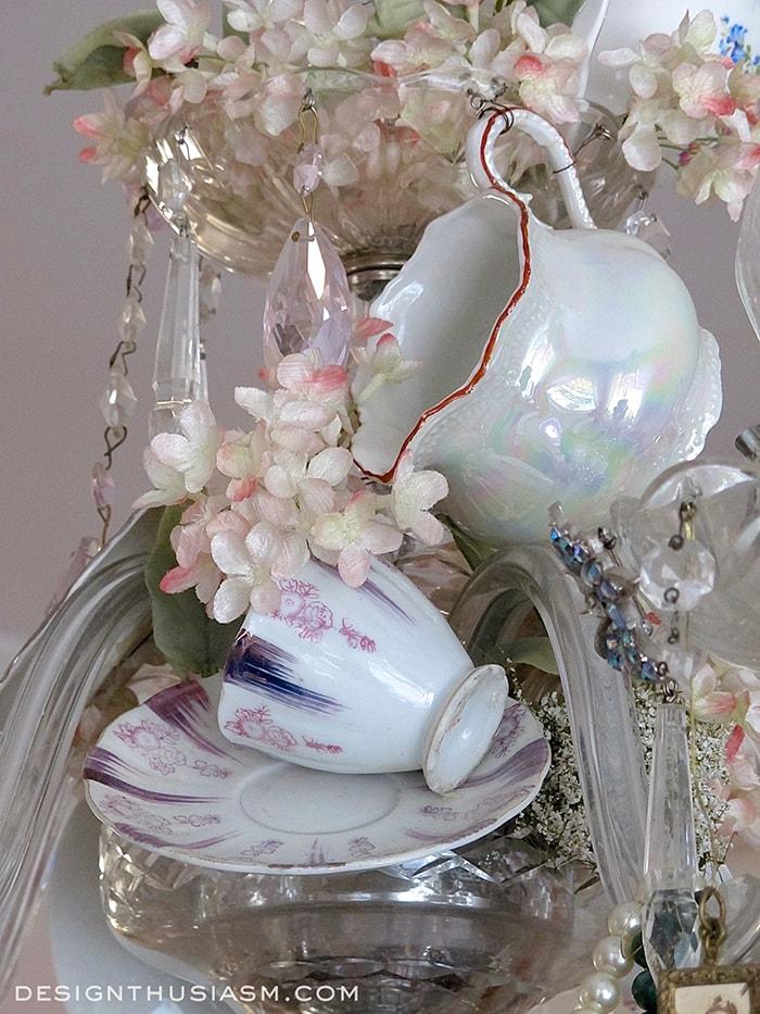 Unusual Ways to Use Teacups