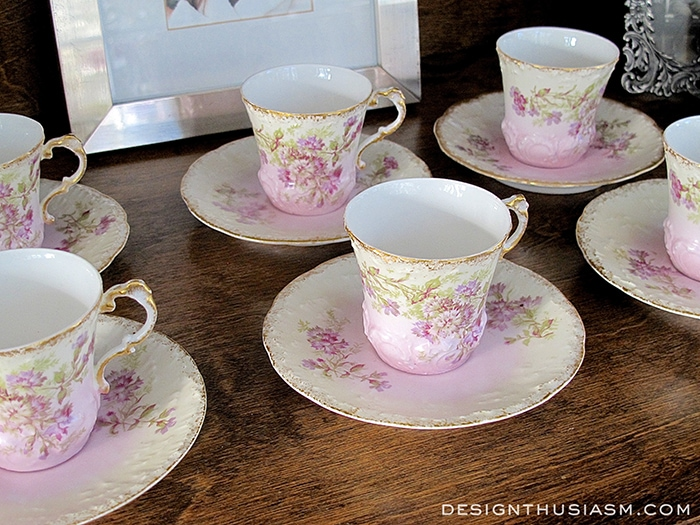 Unusual Ways to Use Teacups