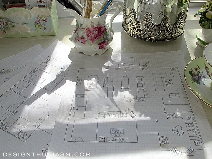The Process: How I Approach a Space