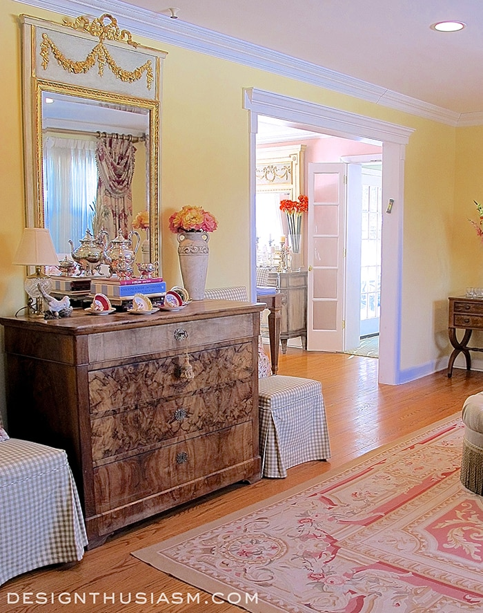 Country French House Tour
