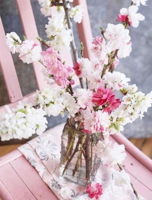 Cherry Blossom Tables