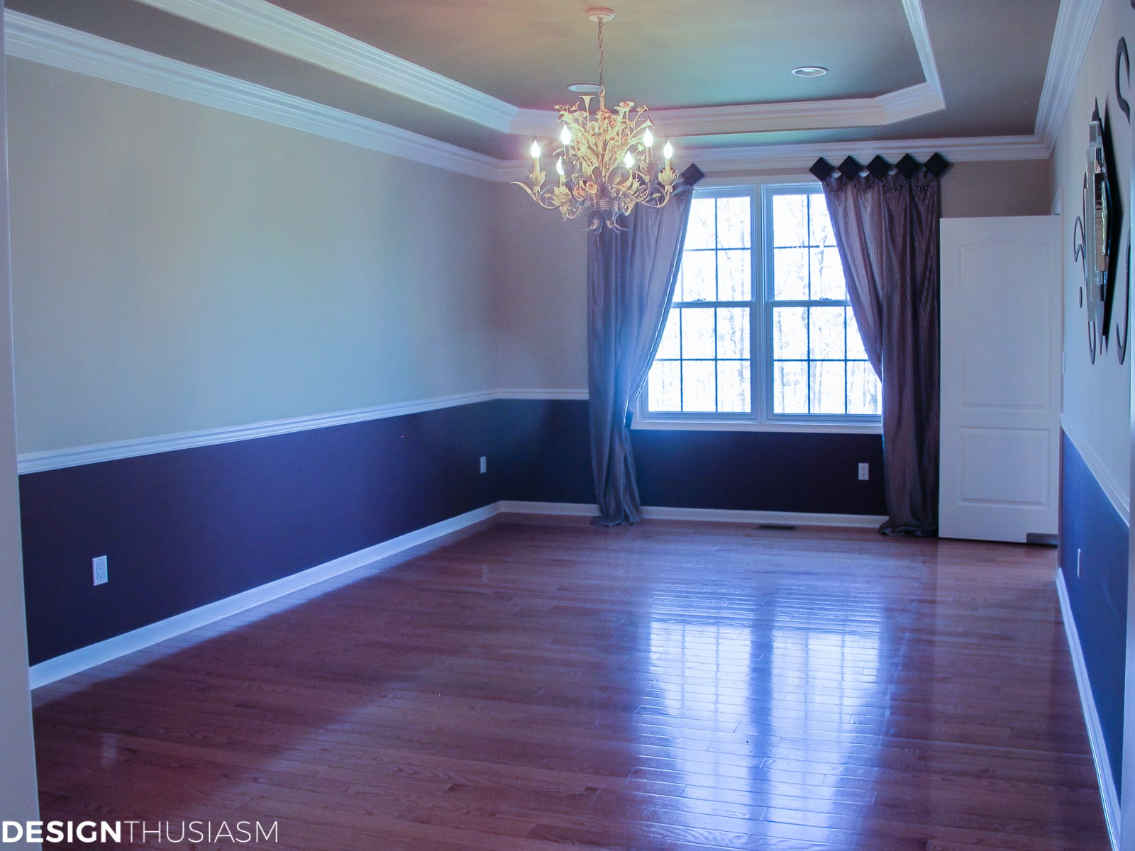 Dining room inspiration before pic