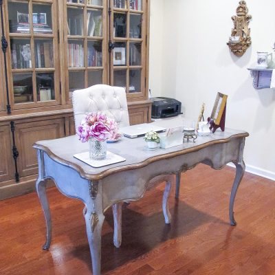 Home Office: Transforming the Study with French Style Furniture