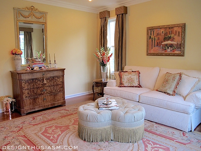 country french living rooms 4 reasons to use your living room 12308