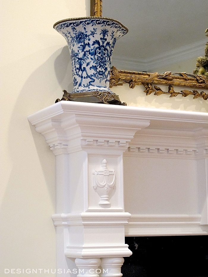 New Fireplace Mantel