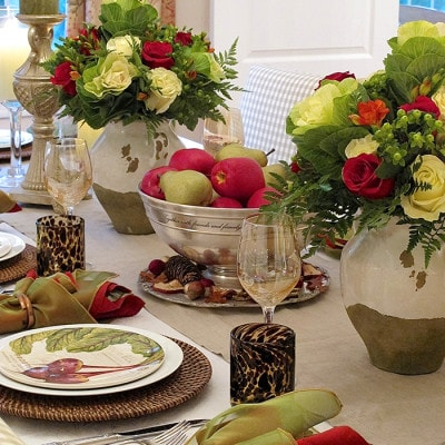 7 Ways to Bring Early Fall to Your Tabletop