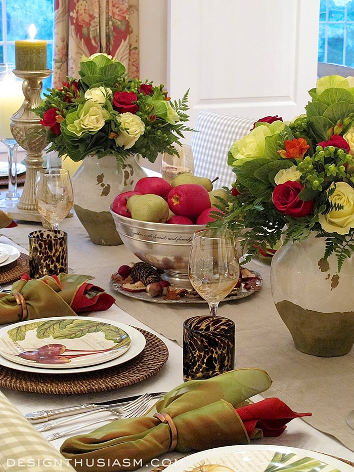 7 ways to bring early fall to your tabletop for After christmas decoration sales
