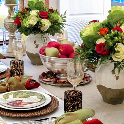 Fall Table Setting: 7 Ways to Bring Early Fall to Your Tabletop