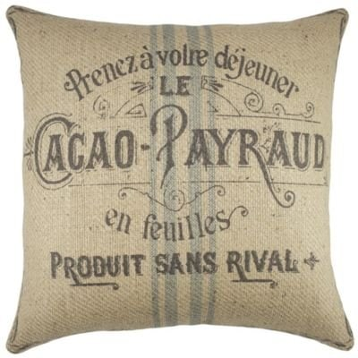 French Grainsack Pillow