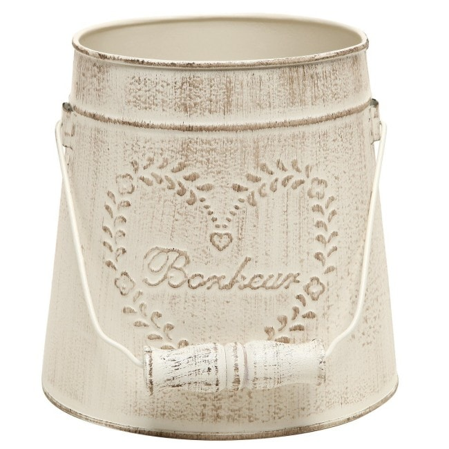 Bonheur Flower Bucket