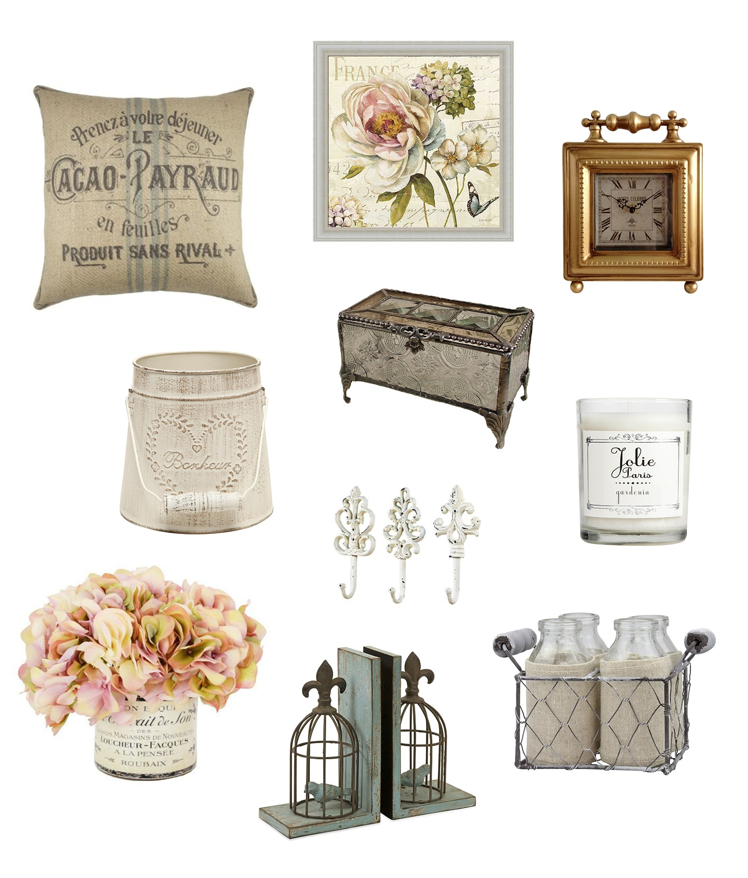Gifts for Her: Charming French Inspired Hostess Gifts Shopping Guide