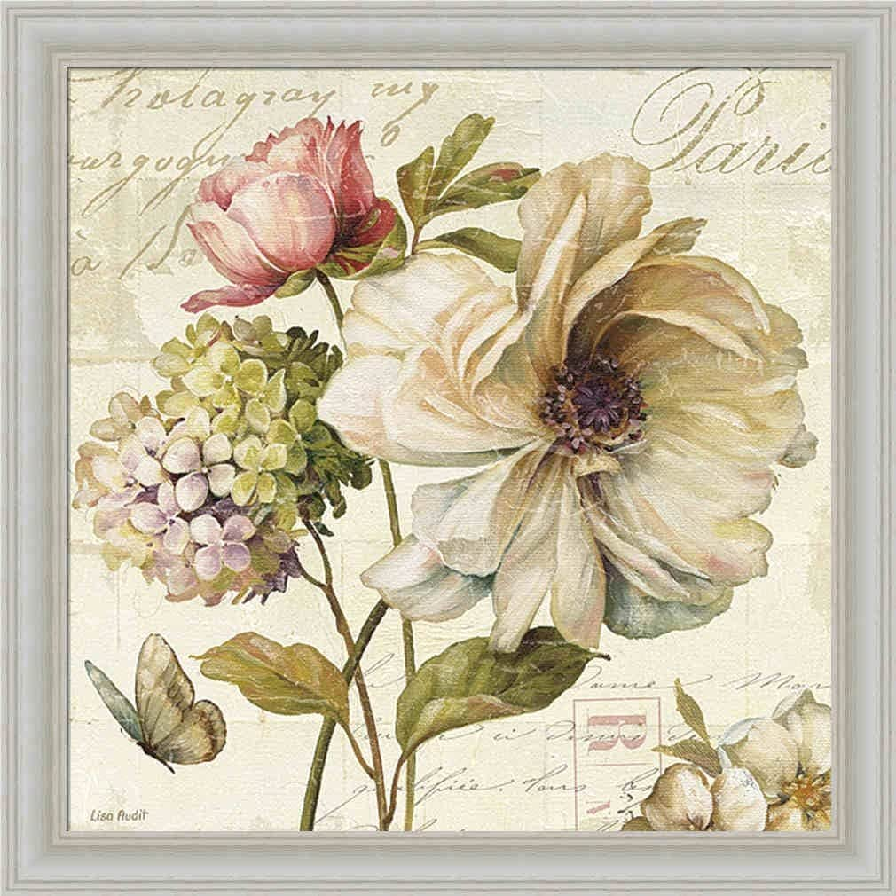 Attractive French Country Prints Part - 14: French Floral Art ...