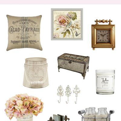 Gift Guide – 30 French Country Hostess Gifts