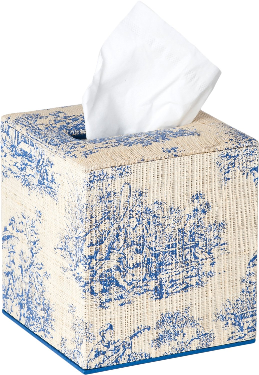 Toile Tissue Box