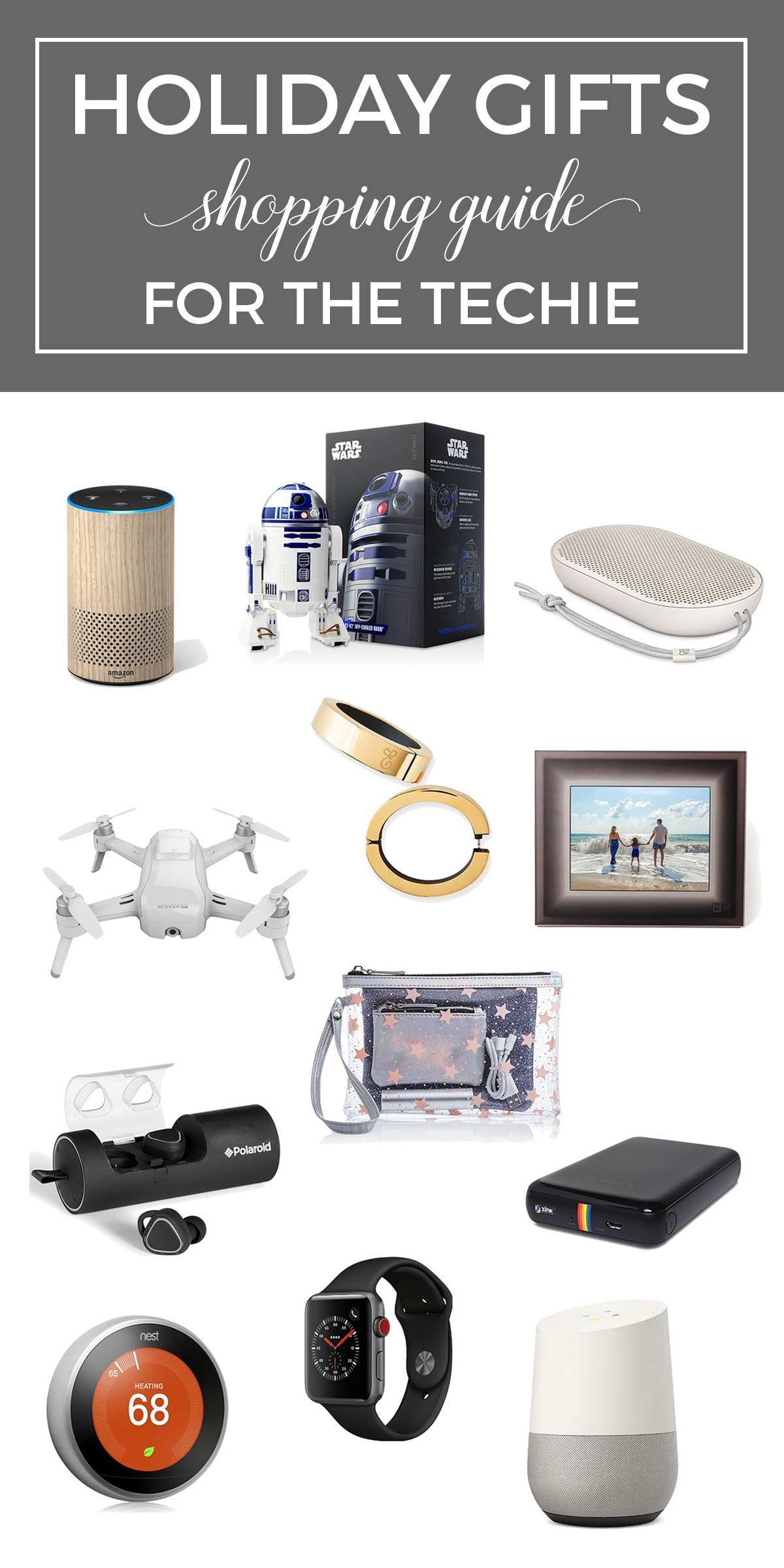 Gift Guide Techie