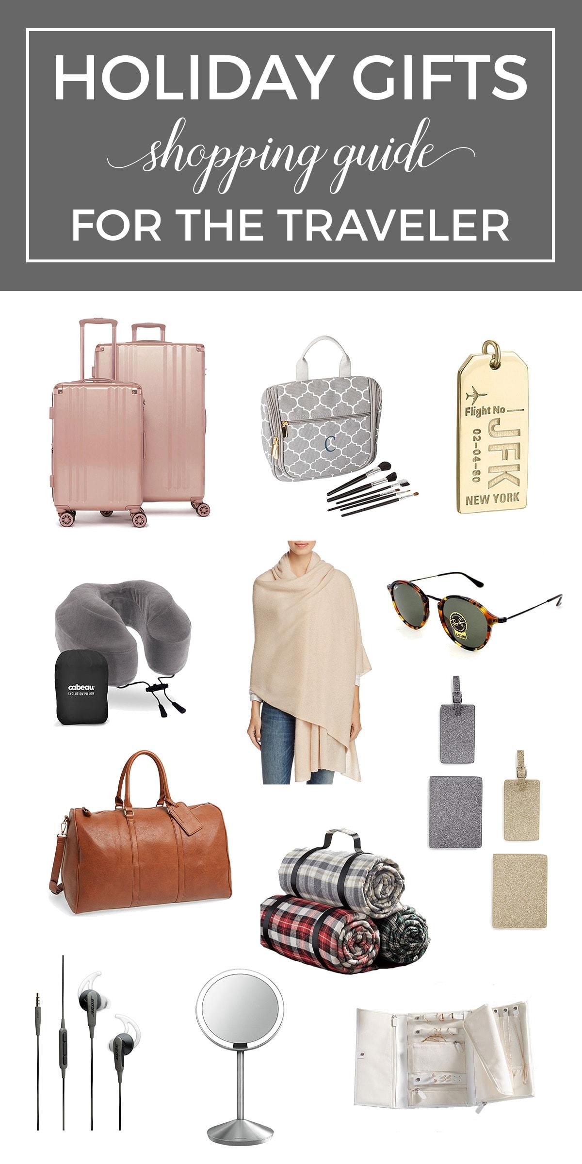 Gift Guide Traveler
