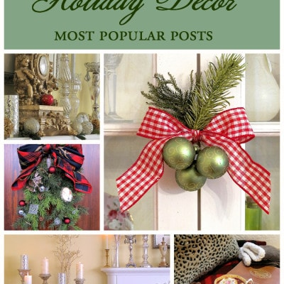 Holiday Decor and More…